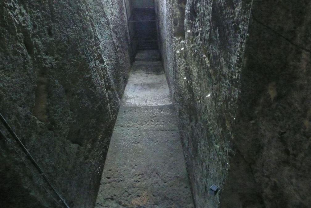 les caves troglodytiques Ackerman, les plus hautes de la region