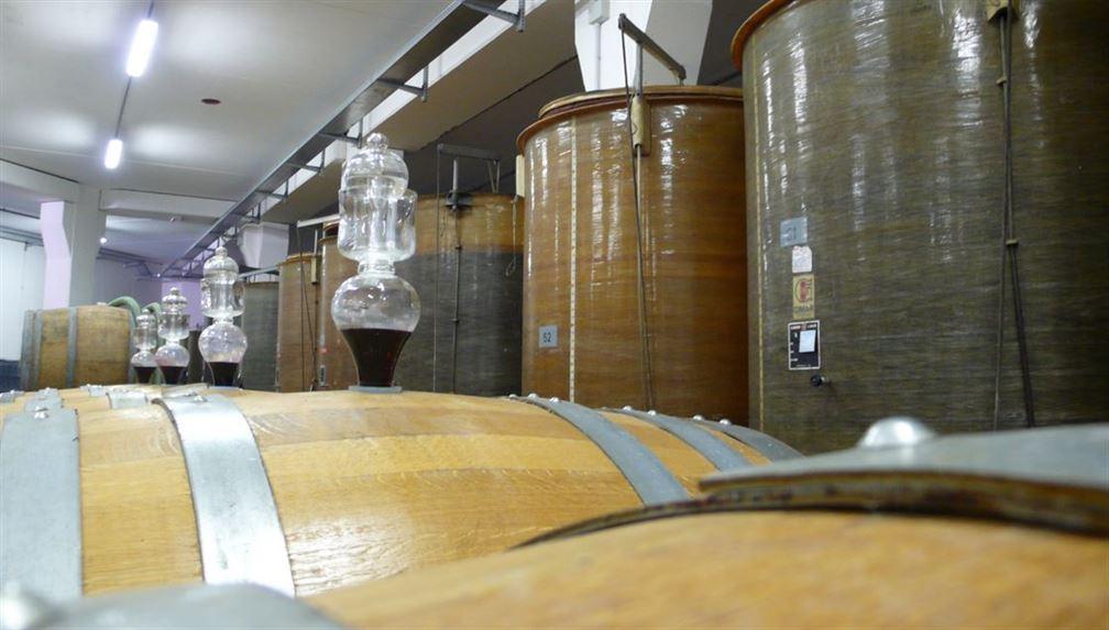 Chai au domaine Locatelli Caffi (Bg)