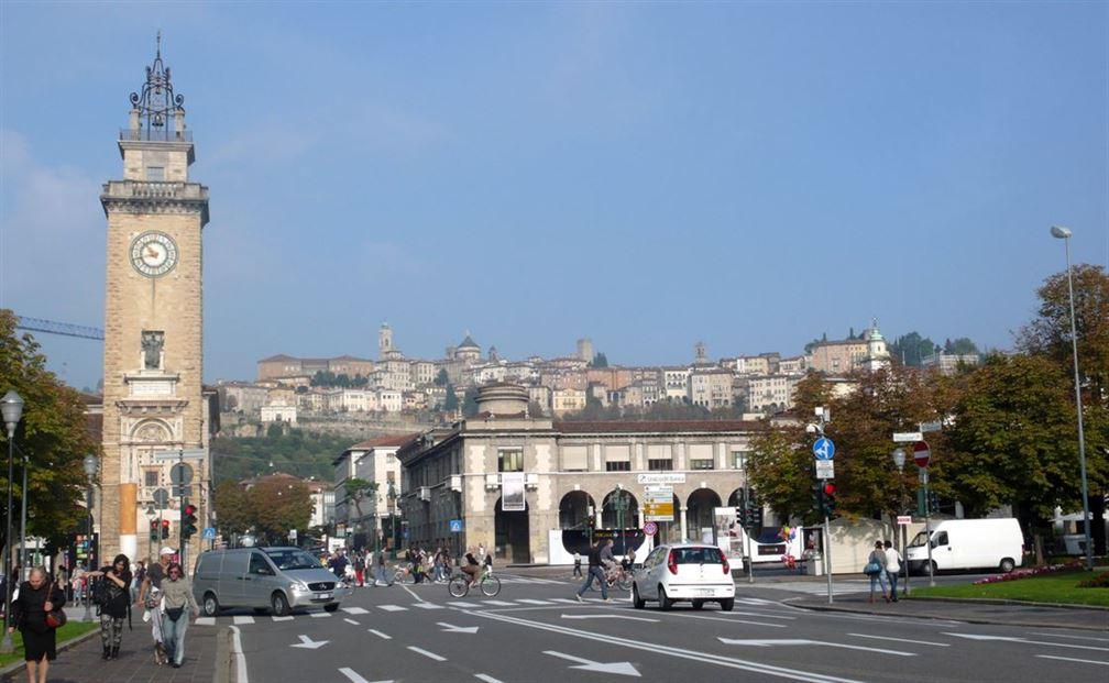 La ville de Bergamo accueil le concours depuis 10 ans