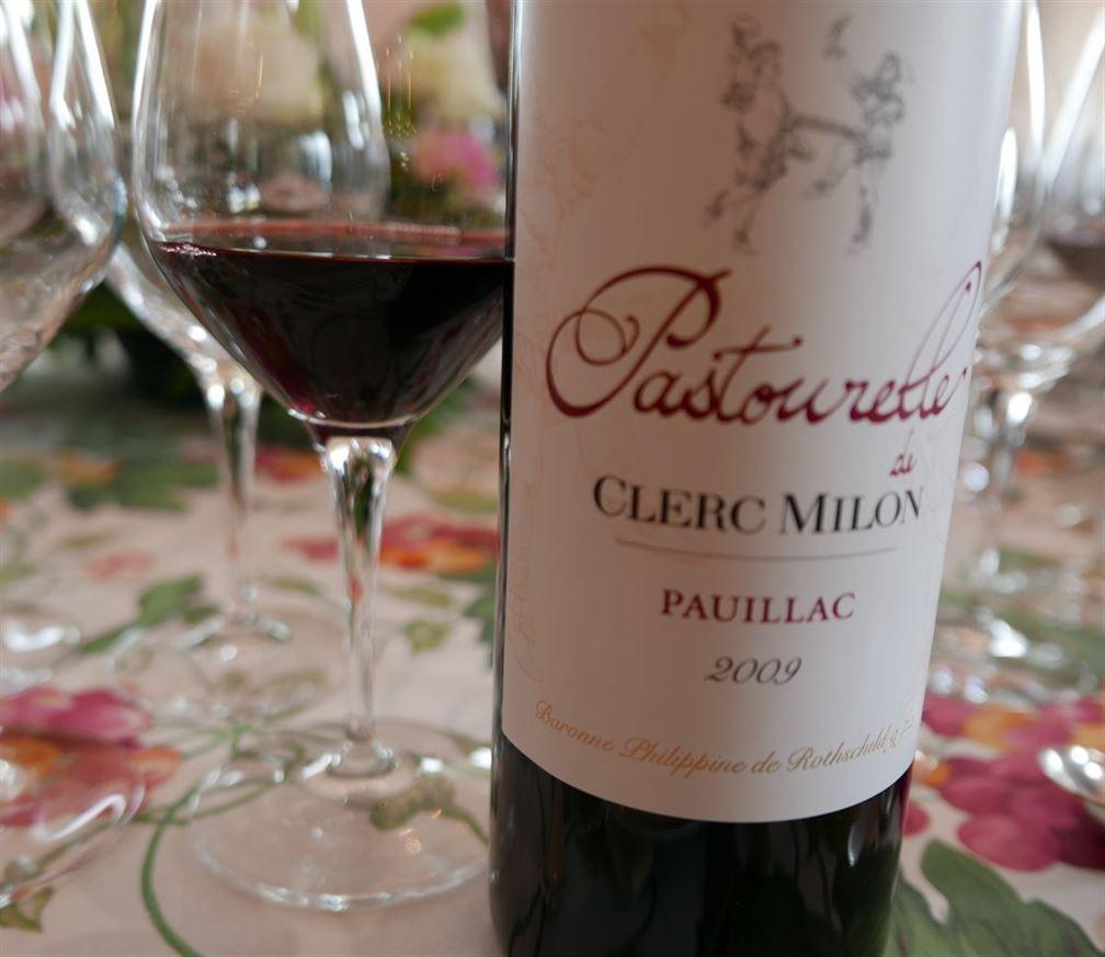 Pastourelle de Clerc Milon 2009